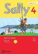 Cover-Bild zu Sally 4. Schuljahr. Neubearbeitung. Activity Book: Förderheft mit Audio-CD. BY von Bredenbröcker, Martina