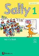Cover-Bild zu Sally 1. Schuljahr. Neubearbeitung. Activity Book mit Audio-CD von Brune, Jasmin