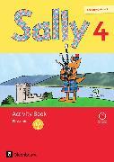 Cover-Bild zu Sally 4. Schuljahr. Allgemeine Ausgabe - Neubearbeitung. Activity Book: Förderheft von Bredenbröcker, Martina