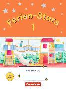 Cover-Bild zu Ferien-Stars 1. Schuljahr. Übungsheft mit Lösungen von Brune, Jasmin