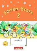 Cover-Bild zu Ferien-Stars. 2. Schuljahr. Übungsheft mit Lösungen von Brune, Jasmin