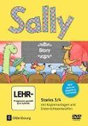 Cover-Bild zu Sally 3./4. Schuljahr. Zu allen Ausgaben. Stories. Video-DVD von Bredenbröcker, Martina
