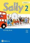 Cover-Bild zu Sally 2. Schuljahr. Neubearbeitung. Activity Book mit Audio-CD von Brune, Jasmin