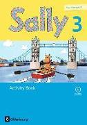 Cover-Bild zu Sally 3. Schuljahr. Allgemeine Ausgabe - Neubearbeitung. Activity Book mit Audio-CD von Bredenbröcker, Martina
