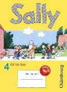 Cover-Bild zu Sally 4. Schuljahr. Zu allen Ausgaben. Fit for five von Brune, Jasmin