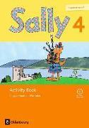 Cover-Bild zu Sally 4. Schuljahr. Neubearbeitung. Activity Book von Brune, Jasmin