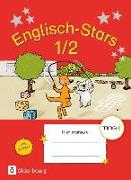 Cover-Bild zu Englisch-Stars 1./2. Schuljahr. TING-Ausgabe. Übungsheft von Brune, Jasmin