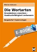 Cover-Bild zu Die Wortarten (eBook) von Schwarz, Marion