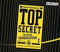 Cover-Bild zu TOP SECRET - Die neue Generation