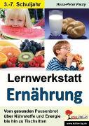 Cover-Bild zu Lernwerkstatt Ernährung in der Schule (eBook) von Pauly, Hans-Peter
