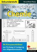 Cover-Bild zu Kreuzworträtsel Chemie (eBook) von Pauly, Hans-Peter