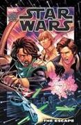 Cover-Bild zu Gillen, Kieron (Ausw.): Star Wars Vol. 10: The Escape