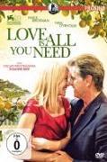 Cover-Bild zu Brosnan, Pierce (Schausp.): Love is all you need