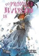 Cover-Bild zu Shirai, Kaiu: The Promised Neverland 18