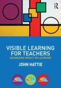 Cover-Bild zu Visible Learning for Teachers (eBook) von Hattie, John
