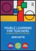 Cover-Bild zu Visible Learning for Teachers von Hattie, John