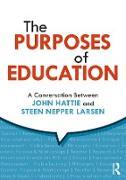 Cover-Bild zu The Purposes of Education (eBook) von Hattie, John