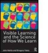 Cover-Bild zu Visible Learning and the Science of How We Learn von Hattie, John