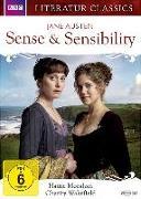 Cover-Bild zu Sinn und Sinnlichkeit - Jane Austen - Literatur Cl von Dominic Cooper (Schausp.)