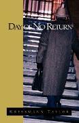 Cover-Bild zu Taylor, Kressmann: Day of No Return