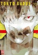 Cover-Bild zu Ishida, Sui: Tokyo Ghoul:re 10