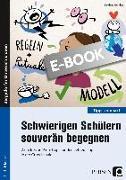 Cover-Bild zu Schwierigen Schülern souverän begegnen (eBook) von Günther, Burkhard