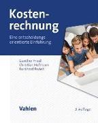 Cover-Bild zu Kostenrechnung von Friedl, Gunther