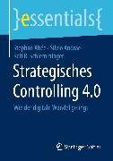Cover-Bild zu Strategisches Controlling 4.0 (eBook) von Andrae, Silvio