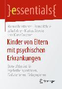 Cover-Bild zu Kinder von Eltern mit psychischen Erkrankungen (eBook) von Röhrle, Bernd
