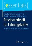 Cover-Bild zu Arbeitsmethodik für Führungskräfte (eBook) von Haußmann, Cathrin