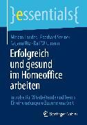Cover-Bild zu Erfolgreich und gesund im Homeoffice arbeiten (eBook) von Steiner, Eberhard