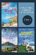 Cover-Bild zu Boeker, Beate: 3 Urlaubskrimis im Bundle (eBook)