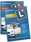 Cover-Bild zu Verkehrstheorie.ch Arbeitshefte Verkehrsregeln / Prüfungsfragen 2019/20