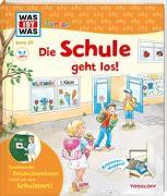 Cover-Bild zu Braun, Christina: WAS IST WAS Junior Band 25 Die Schule geht los!