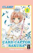 Cover-Bild zu CLAMP: Card Captor Sakura Clear Card Arc 03