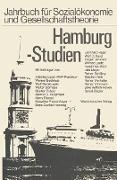 Cover-Bild zu Beekhuis, Werner: Hamburg-Studien