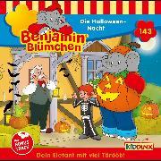 Cover-Bild zu Andreas, Vincent: Benjamin Blümchen - Folge 143: Die Halloween-Nacht (Audio Download)