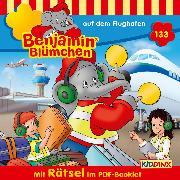 Cover-Bild zu Andreas, Vincent: Benjamin Blümchen - Folge 133: auf dem Flughafen (Audio Download)