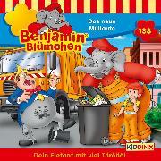 Cover-Bild zu Andreas, Vincent: Benjamin Blümchen - Folge 138: Das neue Müllauto (Audio Download)