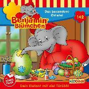 Cover-Bild zu Andreas, Vincent: Benjamin Blümchen - Folge 142: Das besondere Osterei (Audio Download)