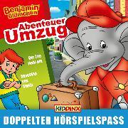 Cover-Bild zu Andreas, Vincent: Benjamin Blümchen - Abenteuer Umzug (Audio Download)