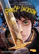 Cover-Bild zu Riordan, Rick: Percy Jackson (Comic) 5: Die letzte Göttin