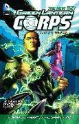 Cover-Bild zu Venditti, Robert: Green Lantern Corps Vol. 4: Rebuild (The New 52)