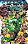 Cover-Bild zu Venditti, Robert: Hal Jordan und das Green Lantern Corps