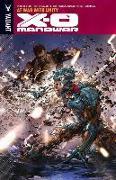 Cover-Bild zu Robert Venditti: X-O Manowar Volume 5