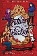 Cover-Bild zu De la Cruz, Melissa: Return to the Isle of the Lost: The Graphic Novel