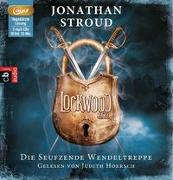 Cover-Bild zu Stroud, Jonathan: Lockwood & Co - Die seufzende Wendeltreppe