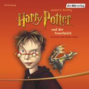 Cover-Bild zu Rowling, J.K.: Harry Potter und der Feuerkelch