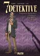 Cover-Bild zu Hanna, Herik: 7 Detektive: Frederick Abstraight - Eine Katze im Sack