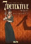 Cover-Bild zu Hanna, Herik: 7 Detektive: Miss Crumble - das gestiefelte Monster